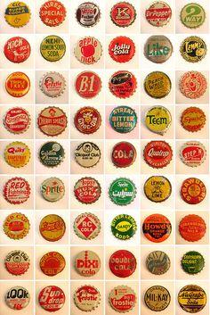 Bottlecaps, baby!