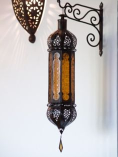Moroccan lanterns, Moroccan lamps, Moroccan Garden Candle Lantern, Moroccan…
