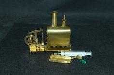 [US$89.99] Microcosm Mini Steam Boiler Steam Engine Model Gift Collection DIY Stirling Engine #microcosm #mini #steam #boiler #engine #model #gift #collection #stirling