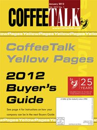 2012 Buyers Guide for the Coffee Industry