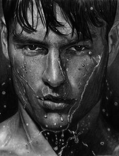 Best Pencil Drawings : In this post we have added 30 Beautiful and realistic portrait pencil drawing for your inspiration. Realistic Pencil Drawings, Hyper Realistic Paintings, Pencil Drawing Tutorials, 3d Drawings, Amazing Drawings, Drawing Tips, Drawing Sketches, Drawing Ideas, Drawing Faces