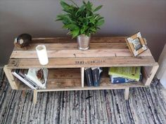 DIY Pallet #Coffee #Table Design and Ideas | 99 Pallets