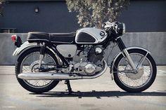 1968 Honda CB77 305 Super Hawk