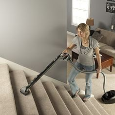 The Electrolux JetMaxx Green has powerful suction with motorized nozzle for deep cleaning all types of carpets. Large capacity S-bag® and . Electrolux Vacuum, Canister Vacuum, Types Of Carpet, Deep Cleaning, Canisters, Carpets, Home Appliances, Bag