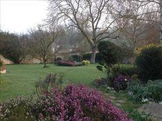 Jardin et bruyère