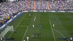 FIFA 15 Kick Off 1-1 REA V CHE, 1st Half ET