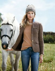 J.Crew November Style Guide: Life In The Cotswolds