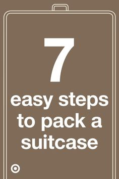 Learn how to pack your suitcase with 7 travel-easy packing tips for a stress-free holiday and organize your stuff to take up less space. hiking for beginners tips Travel Info, Packing Tips For Travel, Travel Hacks, Packing Hacks, Packing Checklist, Packing Ideas, Backpacking Tips, Packing Lists, Free Travel