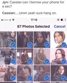 When Cassian's been a creepy stalker but he doesn't want anyone to know