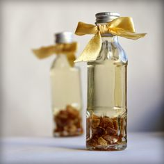 Amber tincture - good for muscule and joint pains, a great gift also!