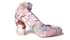 Sanrio Celebrates The 40th Anniversary Of My Melody With Adorable Shoes