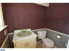 Half Bath #Reading #PA #RealEstate #HomeforSale #Pennsylvania