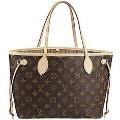 Louis Vuitton - Neverfull PM. WANT!!!!!
