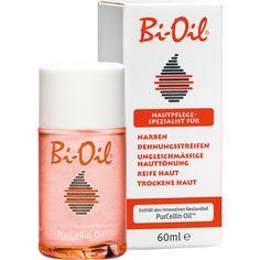 Bi-Oil bei Narben, Dehnungsstreifen, Trockene Haut