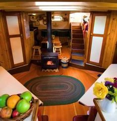 Our guests experience spacious and comfortable windjammer accommodations aboard Schooner Mary Day. Tour our accommodations online then book your cruise. Mary Day, Cabin Decks, Camden Maine, Creature Comforts, Close To Home, Tall Ships, Trip Planning, Sailing, Places To Go