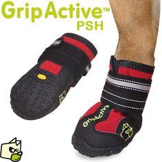 BOTTINE GRIP-ACTIVE PSH Softshell Protection pour pattes de chien sur sol humide