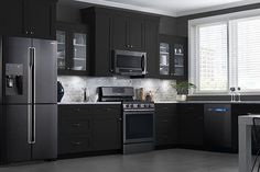 """Oh stainless steel. As of a few years ago, nothing said """"I've arrived"""" louder than having SS appliances (and granite) in your kitchen, particularly as a renter. You'd eagerly report to friends about your new place that """"it has stainless steel appliances!"""" with a high-pitch voice of excitement and pride, and you'd receive a cacophony of """"oohhs"""" and """"ahhhs"""" in return. But, the years go on, trends come and go, and I'm starting to wonder, what's next? What's the next stainless?"""