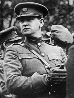 Micheal Collins, Irish revolutionary. Irish war of independence.