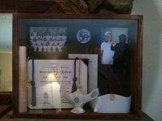My nursing shadow box my big brother made for me!