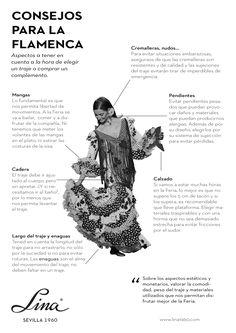 Consejos para vestir de flamenca 2015