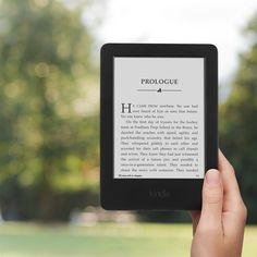 Kindle e-reader – Amazon's Official Site – Learn More