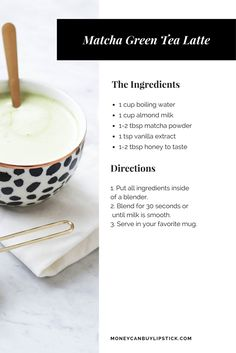 Starbucks Matcha Green Tea Latte Recipe, Matcha Tea Latte, Matcha Drink, Starbucks Green, Tea Recipes, Coffee Recipes, Starbucks Recipes, Matcha Green Tea Powder, Chocolate