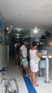NONATO NOTÍCIAS: Apostadores da Mega da Virada lotam casas lotérica...