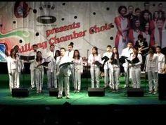 Shillong Chamber Choir - Patriotic Song 'A Ra Kezivi' at IG Stadium, Nag...