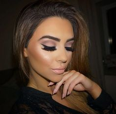 beautful, classy, fashion, girl, glamour, makeup, tumblr, luxury makeup