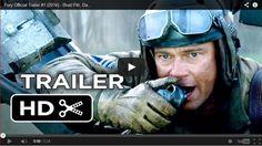 Tanks + Brad Pitt = Great Looking 'Fury' Movie Trailer! - http://www.mustwatchnow.com/tanks-brad-pitt-great-looking-fury-movie-trailer/