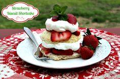 Strawberry Biscuit Shortcake #SavetheBiscuit