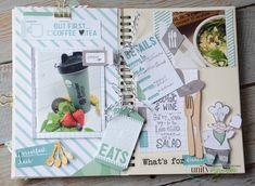 Fitness Planner menu pages Elle Studio, Fitness Planner, Planners, Menu, Projects, Blog, Menu Board Design, Log Projects, Blogging