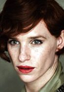 Eddie Redmayne as transgender artist Lili Elbe in The Danish Girl. Read 'The Danish Girl: History vs. Hollywood' - http://www.historyvshollywood.com/reelfaces/danish-girl/
