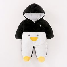 Check out my new Sweet Penguin Design Hooded Long-sleeve Jumpsuit for Baby, snagged at a crazy discounted price with the PatPat app. Baby Outfits Newborn, Baby Boy Outfits, Kids Outfits, Baby Penguins, Penguin Baby, Sewing Online, Baby Boy Jackets, Easy Baby Blanket, Matching Family Outfits