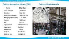 Calcium Ammonium Nitrate (CAN) Fertilizer: Calcium ammonium nitrate fertilizer…