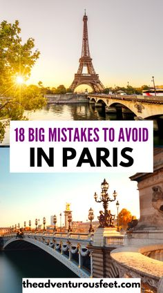 Traveling to the French capital? Here are the big mistakes to avoid when visiting Paris.|Travel mistakes to avoid in Paris |Costly mistakes to avoid in Paris |Silly mistakes to avoid in Paris |Paris travel tips for first-timers |things to know before traveling to Paris| what not to do in Paris |Mistakes to avoid when traveling to Paris France|things not to do in Paris |paris travel mistakes |travel mistakes in Paris |first time in Paris tips |travel mistakes to avoid in Paris…