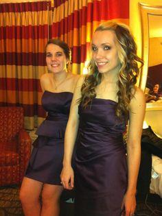 Rachel's Wedding Stuff- Bridesmaid's dresses :)