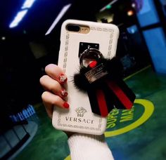 Versace 2017 Case - - Perfect Fits For iPhone Plus - The Versace 2017 Case is High Quality Guarantee - Please select model and color - Model:iPhone 6 Plus,iPhone 7 Plus,iPhone Iphone 7 Cases Wallets, Iphone 7 Plus Cases, Best Iphone, Iphone 5s, Ecommerce Platforms, Phone Cover, Leather Cover, Luxury Branding, Leather Wallet