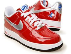 Nike Air Force 1 2010 All-Star Game Collection - Nike's limited-edition Dallas shoe