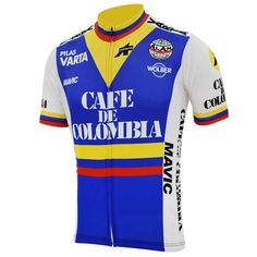497 Best Retro Cycling Jerseys images in 2019  3c4d80be6