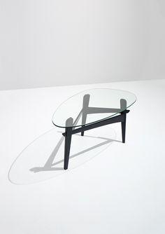 Emiel Veranneman 'Osaka' Coffee table 1955