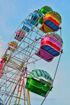 The carnival wheel
