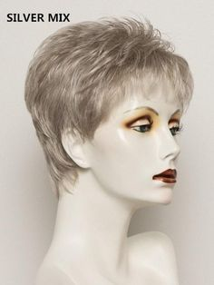 Today we have the most stylish 86 Cute Short Pixie Haircuts. We claim that you have never seen such elegant and eye-catching short hairstyles before. Pixie haircut, of course, offers a lot of options for the hair of the ladies'… Continue Reading → Crown Hairstyles, Pixie Hairstyles, Synthetic Lace Front Wigs, Synthetic Wigs, Blonde Roots, Sandy Blonde, Haircut For Older Women, Thing 1, Short Hair Wigs