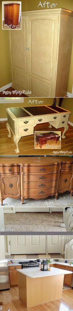 , Idea De Los Muebles, Muebles Pintados A Mano, Muebles Pintura Tiza