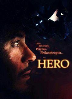 Definitely a hero. Marvel Memes, Marvel Avengers, Iron Man Art, Iron Man Wallpaper, Iron Man Tony Stark, Downey Junior, Film Serie, Robert Downey Jr, Marvel Characters