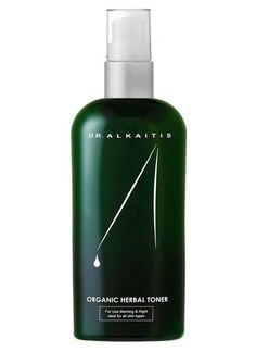 Dr. Alkaitis Organic Herbal Toner - Dr Alkaitis