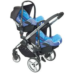 twin car seat stroller | New iCandy Twin Stroller - Got Twins? - BabyCenter