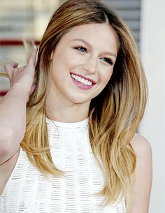 "Melissa Benoist at the premiere of ""The Longest Ride"" in Los Angeles."