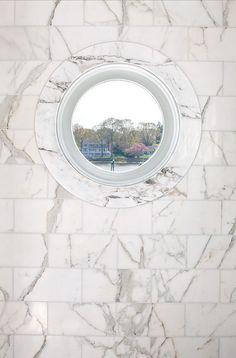 Marble porthole