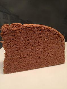 Baking Mom: Chocolate Golden Sponge Cake